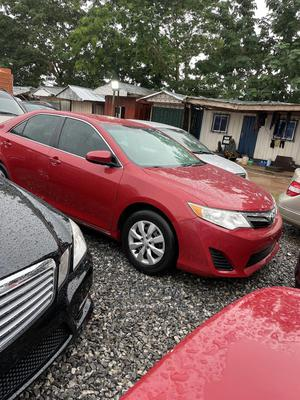 Toyota Camry 2012 Red   Cars for sale in Abuja (FCT) State, Central Business District