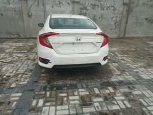 Honda Civic 2016 White | Cars for sale in Lagos State, Ikeja