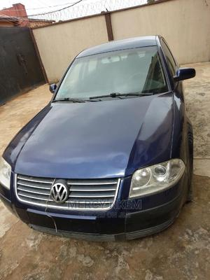 Volkswagen Passat 2002 Blue | Cars for sale in Lagos State, Ejigbo