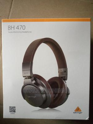 BH470 Studio Monitoring Headphones   Audio & Music Equipment for sale in Lagos State, Ikeja
