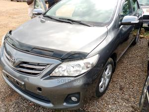 Toyota Corolla 2012 Gray | Cars for sale in Abuja (FCT) State, Gudu