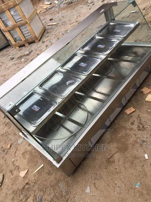 Displayed Electric Food Warmer   Restaurant & Catering Equipment for sale in Abuja (FCT) State, Wuse