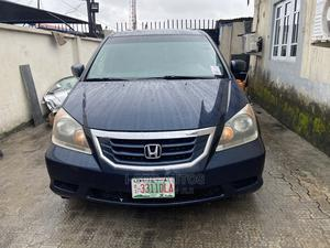 Honda Odyssey 2009 LX Blue   Cars for sale in Lagos State, Ajah