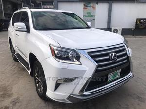 Lexus GX 2015 460 Luxury White | Cars for sale in Lagos State, Surulere
