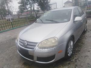Volkswagen Jetta 2007 1.6 Automatic Silver | Cars for sale in Lagos State, Ojo