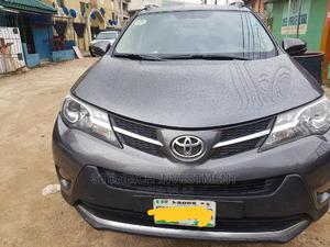 Toyota RAV4 2014 LE 4dr SUV (2.5L 4cyl 6A) Gray | Cars for sale in Lagos State, Gbagada