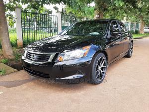 Honda Accord 2009 2.4 EX Black | Cars for sale in Abuja (FCT) State, Garki 1