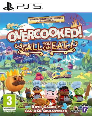 PS5 Overcooked | Video Games for sale in Lagos State, Ikeja