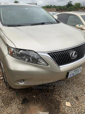 Lexus RX 2011 350 Gold | Cars for sale in Edo State, Benin City