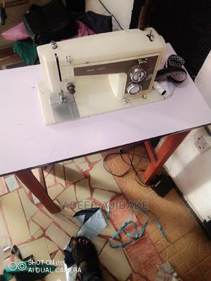 Electric Sear Sewing Machine With Table   Manufacturing Equipment for sale in Oyo State, Ibadan