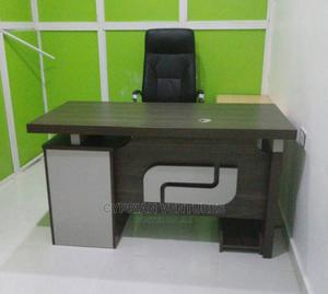 Super Quality Executive 1.4 Office Table and Chair Available | Furniture for sale in Abuja (FCT) State, Wuse 2