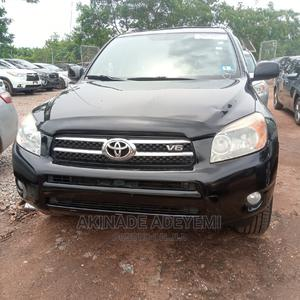 Toyota RAV4 2008 Limited V6 Black | Cars for sale in Oyo State, Ibadan