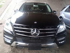 Mercedes-Benz M Class 2015 Black | Cars for sale in Lagos State, Apapa
