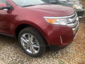Ford Edge 2012 Red | Cars for sale in Abuja (FCT) State, Kubwa