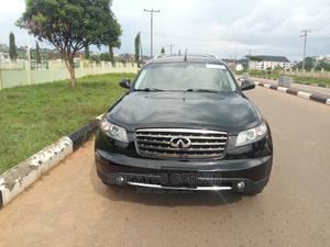 Infiniti FX 2006 45 AWD Black | Cars for sale in Abia State, Umuahia