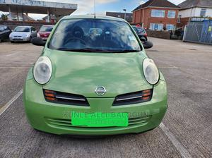 Nissan Micra 2005 Visia 1.2 Green | Cars for sale in Oyo State, Akinyele