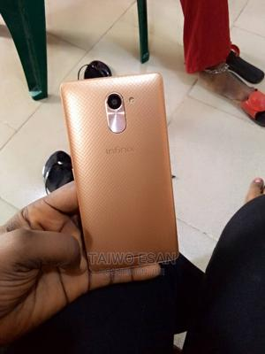 Infinix Hot 4 Lite 16 GB Gold | Mobile Phones for sale in Lagos State, Isolo