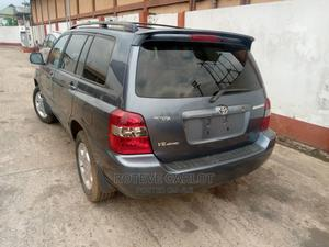 Toyota Highlander 2006 Limited V6 4x4 Gray | Cars for sale in Lagos State, Abule Egba