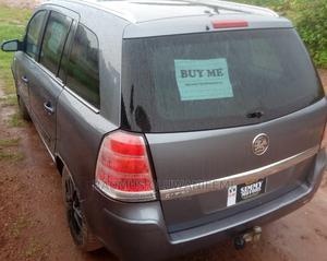 Opel Zafira 2007 Blue | Cars for sale in Ondo State, Ondo / Ondo State