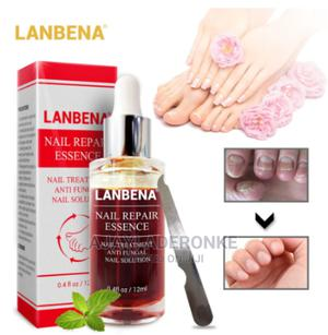 Lanbena Nail Repair Essence | Skin Care for sale in Lagos State, Abule Egba