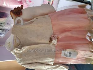 Girls Turkey Brand of of Gown Comes With Jacket   Children's Clothing for sale in Edo State, Benin City