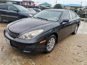 Lexus ES 2004 330 Sedan Black | Cars for sale in Akwa Ibom State, Uyo