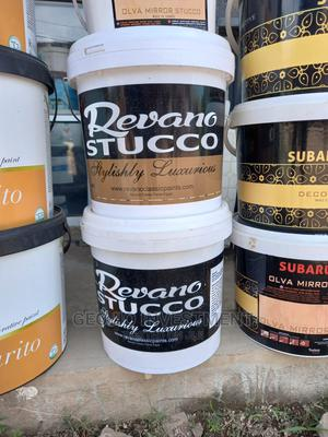 Revano Stucco Paint | Building Materials for sale in Rivers State, Port-Harcourt