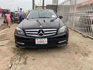 Mercedes-Benz C300 2012 Black | Cars for sale in Lagos State, Ogba