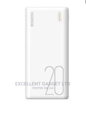 Romoss 20,000mah Power Bank | Accessories for Mobile Phones & Tablets for sale in Lagos State, Ikeja