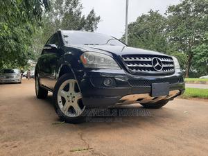 Mercedes-Benz M Class 2007 ML 500 4Matic Black | Cars for sale in Abuja (FCT) State, Garki 1