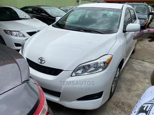 Toyota Matrix 2010 White | Cars for sale in Lagos State, Ikeja