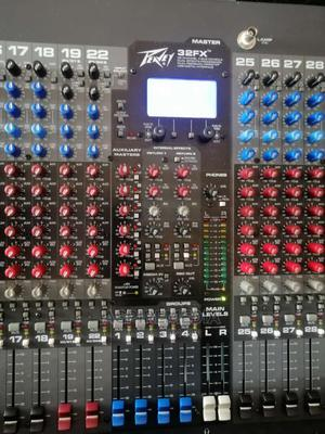 Peavey Digital Mixer 32 Channels | Audio & Music Equipment for sale in Lagos State, Alimosho