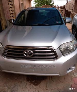 Toyota Highlander 2012 Limited Silver | Cars for sale in Ogun State, Ado-Odo/Ota