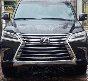 Lexus LX 2017 570 (5 Seats) AWD Black | Cars for sale in Lagos State, Ajah