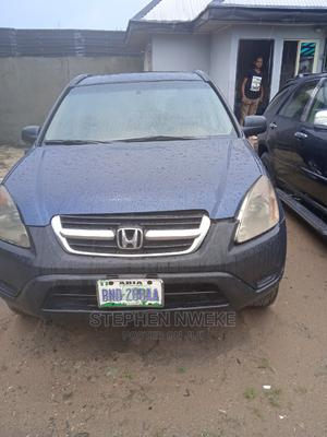Honda CR-V 2002 Blue | Cars for sale in Rivers State, Port-Harcourt