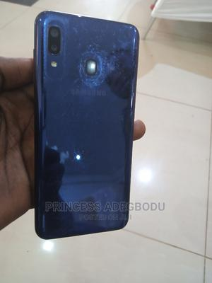 Samsung Galaxy A20 32 GB Blue | Mobile Phones for sale in Lagos State, Alimosho