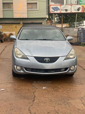 Toyota Solara 2005 3.3 Convertible Blue   Cars for sale in Anambra State, Onitsha