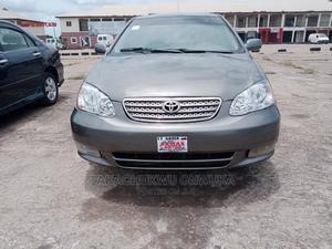 Toyota Corolla 2004 Gray | Cars for sale in Abuja (FCT) State, Gwagwalada