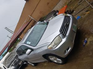 Toyota Highlander 2008 Silver   Cars for sale in Lagos State, Ikeja