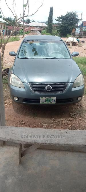Nissan Altima 2005 2.5 Gray | Cars for sale in Ondo State, Odigbo