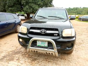 Toyota Sequoia 2006 Black | Cars for sale in Abuja (FCT) State, Lokogoma