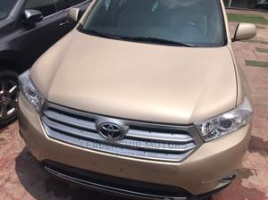 Toyota Highlander 2012 Limited Gold | Cars for sale in Lagos State, Ajah