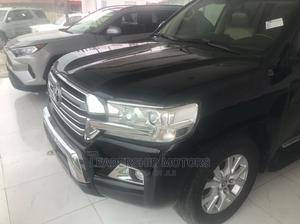 Toyota Land Cruiser 2016 4.5 V8 GXR Black | Cars for sale in Lagos State, Ajah