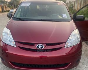 Toyota Sienna 2007 LE 4WD Red | Cars for sale in Lagos State, Ikeja