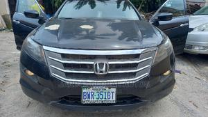 Honda Accord Crosstour 2010 EX Black | Cars for sale in Abuja (FCT) State, Lugbe District