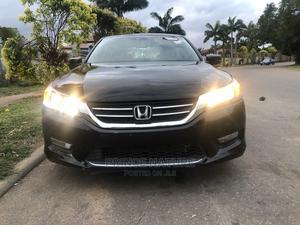 Honda Accord 2015 Black | Cars for sale in Abuja (FCT) State, Garki 2
