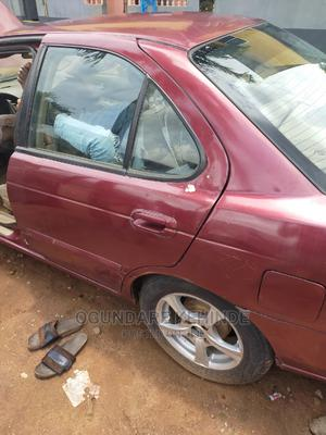 Nissan Sentra 2003 GXE Brown | Cars for sale in Lagos State, Ikotun/Igando