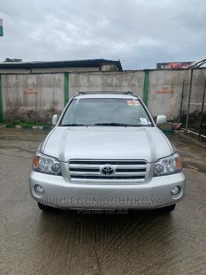 Toyota Highlander 2006 Sport Silver | Cars for sale in Lagos State, Agege