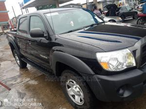 Toyota Tacoma 2011 Black | Cars for sale in Lagos State, Ojodu
