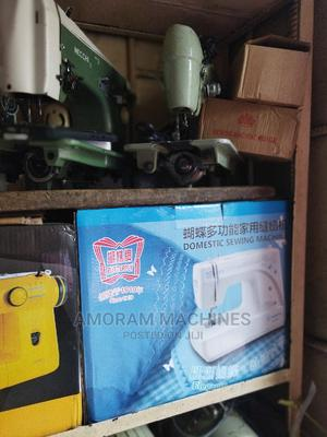 Butterfly Portable Domestic Sewing Machine | Home Appliances for sale in Lagos State, Gbagada